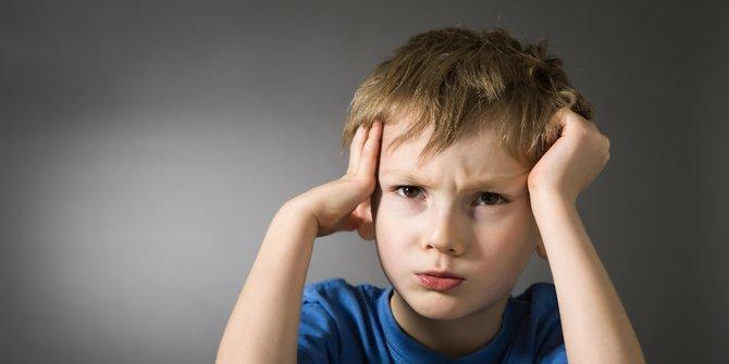 Cara Agar Anak Tidak Emosian
