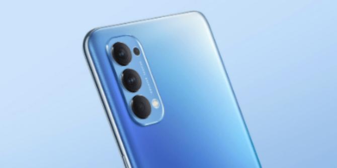 Handphone OPPO Reno5 Segera Hadir Di Indonesia