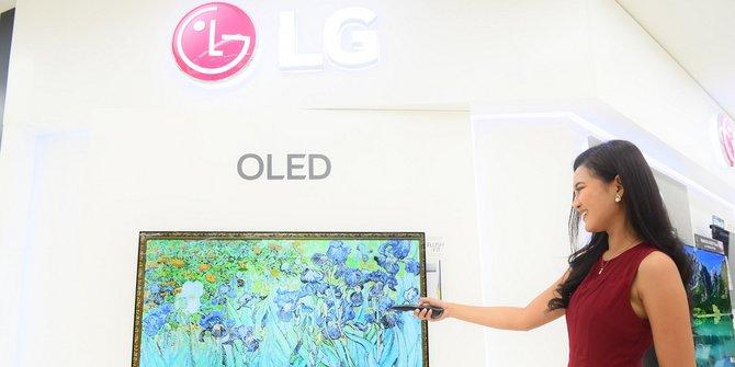 Produk Terbaru LG TV OLED